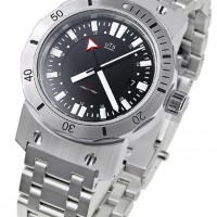 GMT Divers watch