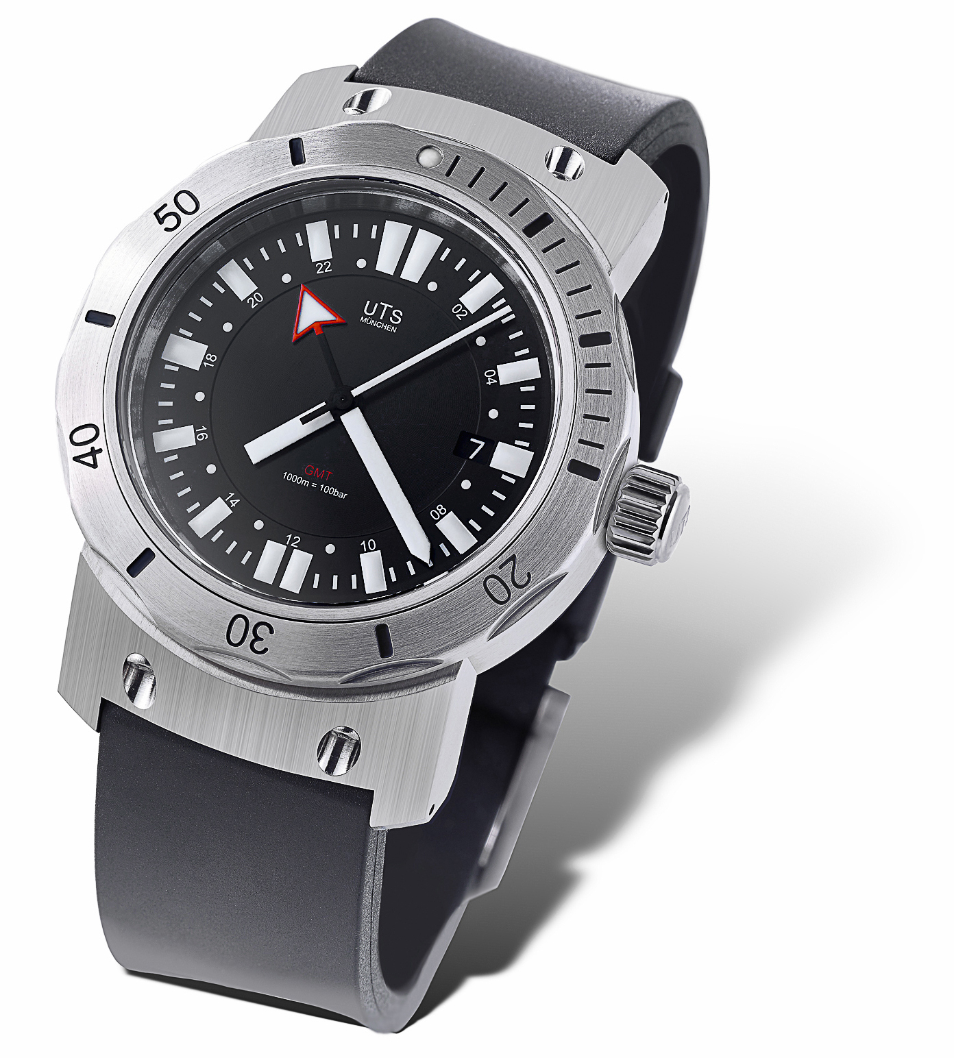 GMT Dive Watch | UTS 1000M GMT