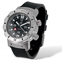 UTS 4000M GMT German Divers watch