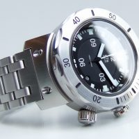 UTS 4000M German divers watch